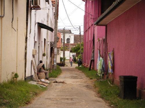 砦の中の街 2